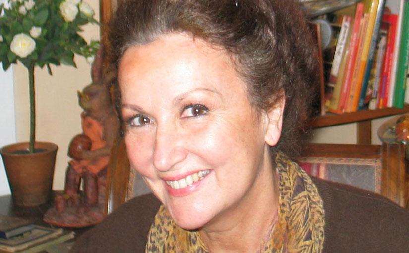 Alice Les-Landes Portrait